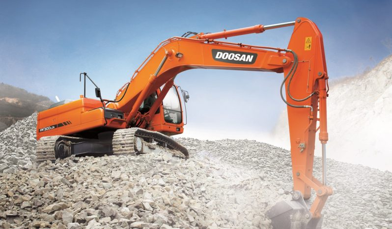 Doosan DX300LCA full