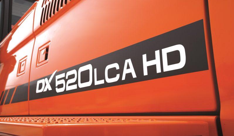 Doosan DX520LCA full